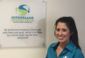 podiatrist kirrawee - Kimberly Love