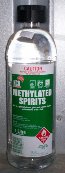 Opps, I Forgot The Metho!? - Sutherland Podiatry Sutherland