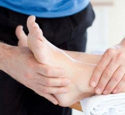 foot health check
